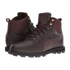 Ботинки PUMA Tatau Fur Boot GTX коричневый