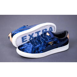 "PUMA CLYDE ""KINGS OF NEW YORK"" BLUE X EXTRA BUTTER"