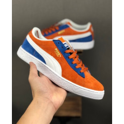Puma Suede Skateboard Classic Orange