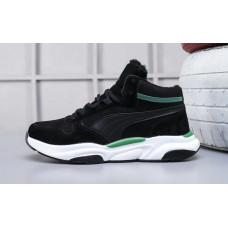 Ботинки Puma Classic Winter 18 green