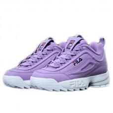 FILA Disruptor II Purple