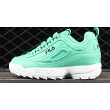 FILA Disruptor II Green