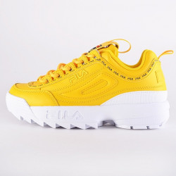 Fila Disruptor Yellow