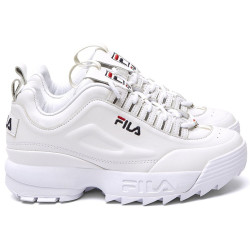 FILA Disruptor II All White Original