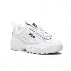 FILA Disruptor II All White