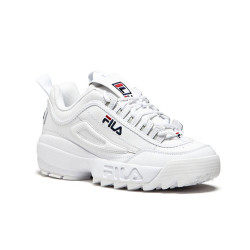 FILA Disruptor II All White