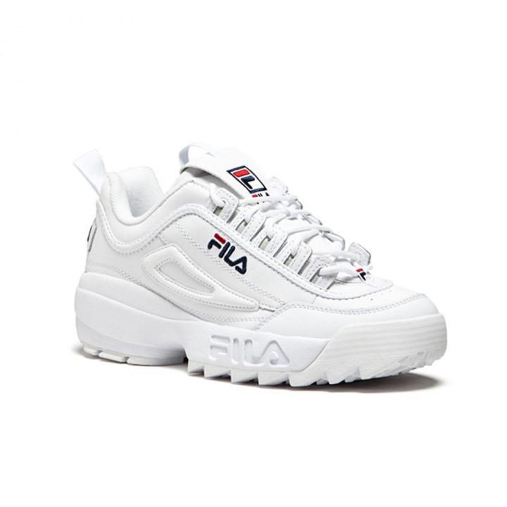 Кроссовки Fila Disruptor белые