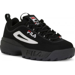 FILA Disruptor II All Black