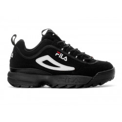 FILA Disruptor II All Black Original