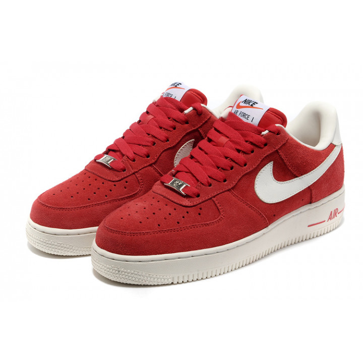 Кроссовки Nike Air Force 1 red