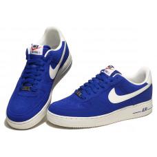 Nike Air Force 1 blu