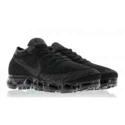 Nike Air VaporMax черные II