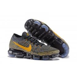Nike Air VaporMax с желтым