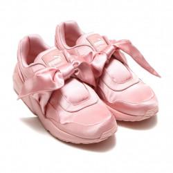 Puma Fenty X Rihanna Bow Trinomic розовые