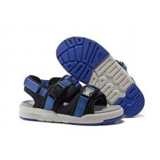 Сандалии New Balance SD3205BK Velcro с синим