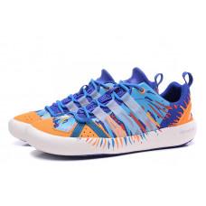 Мокасины Adidas ClimaCool Boat Lace multi blu