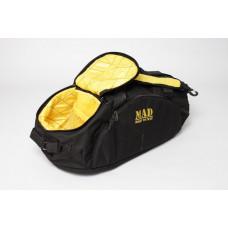 Спортивная сумка рюкзак Infinity черная