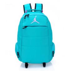Рюкзак jordan new голубой