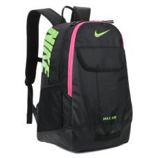 Рюкзак Nike Air Max черный с розовым