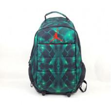 Рюкзак jordan зеленые разводы