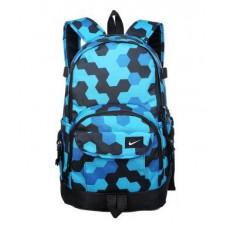 Рюкзак Nike мульти голубой