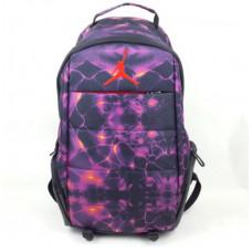 Рюкзак jordan фиолетовые разводы